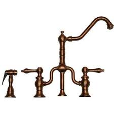 antique copper kitchen faucets supply lines copper kitchen faucets kitchen the home depot