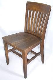 Wood Desk Chair by Antique B L Marble Arts U0026 Crafts Mission Tiger Oak Wood Office