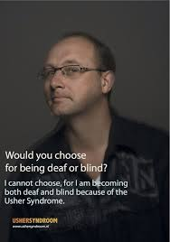 Becoming Blind 13 Best Would You Choose For Being Deaf Or Blind Images On