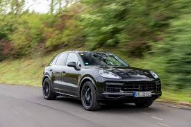 we ride shotgun in the all new 2018 porsche cayenne on and off road