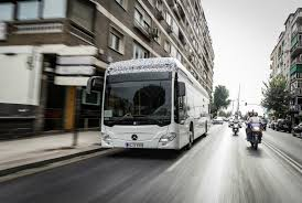mercedes citaro e cell electric bus production to begin by end of