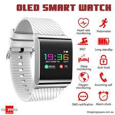 monitoring health bracelet images X9 pro oled ip67 waterproof smart watch bracelet for blood jpg