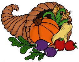 clip art free thanksgiving cornucopia clipart clipartbarn