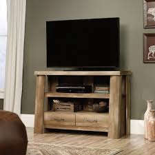 furniture grey curtain design ideas with sauder tv stand also