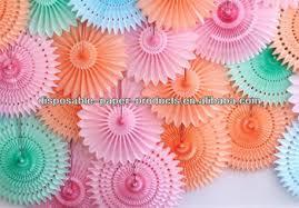 paper fan decorations tissue paper fan wheels paper fan decorations paper lanterns