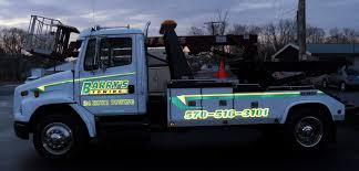 Tow Truck Business Cards Reflective Striping And Lettering On Tow Truck For Barry U0027s Towing