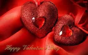 happy valentines day love modern hearts hd wallpaper