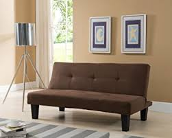 Amazoncom Kings Brand Chocolate Microfiber With Adjustable Back - Kings sofa