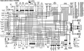bmw k100 wiring diagram with simple images wenkm com