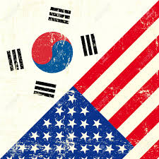 South Korea Flag This Flag Represents The Relationship Between The South Korea