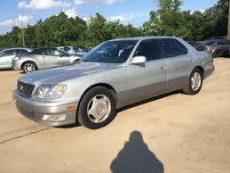 lexus for sale texas 1998 lexus ls 400 luxury sdn 4dr sedan sedan for sale in houston