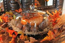 autumn decor inspired by garden harvest fall decor