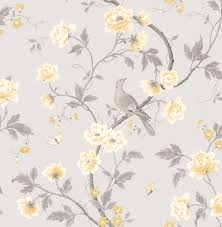B Q Bedroom Wallpaper Colours Dorthea Soft Grey Floral Mica Effect Wallpaper Wallpaper