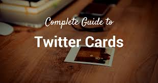 How To Laminate Business Cards Twitter Cards Complete Guide How To Set Up Measure More