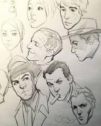 expression sketches u2026 pinteres u2026