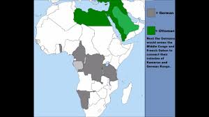 Gabon Africa Map by Africa If The Central Powers Won Ww1 Mapping Alternate History