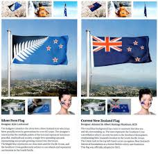 Sea Flag Meanings New Zealand Flag Vote U2013 As It Happened World News The Guardian