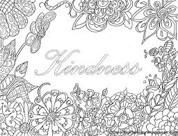 coloring pages on kindness kindness coloring pages kindness coloring pages ways to make adult