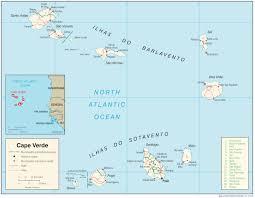 cape verde map world cabo verde cape verde maps