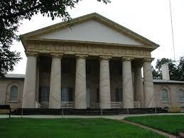 Arlington House Floor Plan Arlington House U0026 Plantation Former Home Of Confederate General