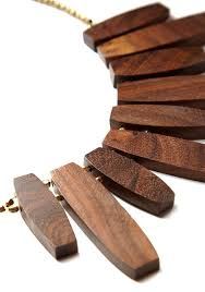 wooden necklaces best 25 wood necklace ideas on diy owl necklace