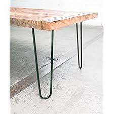 heavy duty table legs go2buy 16 black hairpin table legs set of 4 metal coffee table legs