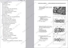 руководство по ремонту и техобслуживанию экскаватора погрузчика