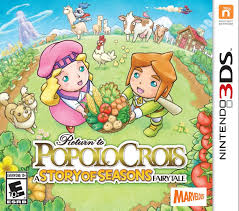 Harvest Moon Tale Of Two Towns Main Dish - return to popolocrois a story of seasons fairytale the harvest