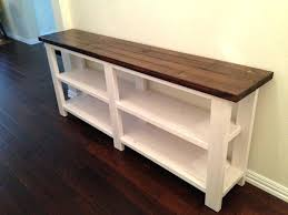 rustic x console table rustic entry cabinet console table rustic x console table within