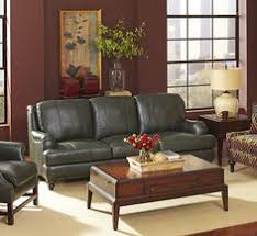 For A Sophisticated Style The Lavish Dark Grey Leather Sofa Is - Hunter green leather sofa