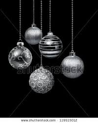 black christmas ornament stock images royalty free images