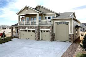modern garage plans rv garage plans with living quarters apartment