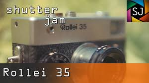 review rollei 35 fit for a king or queen youtube