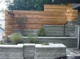 Modern Backyard Fence by 528 Best Fences Gates And Outdoor Walls Images On Pinterest