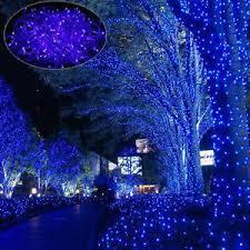ebay outdoor xmas lights 200 300 500 1000 led fairy string light garden party indoor outdoor