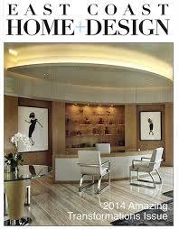 Home And Design Magazine Press Visibility Charles Hilton Architects