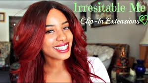 in extensions how to clip in extensions with no leave out irresistible me