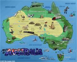 Australian World Map by Jornalmaker Com Page 2 Travel Map Tracker Travel Maps