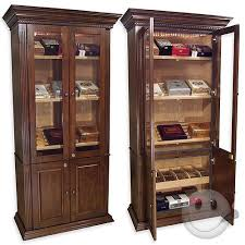 used cigar humidor cabinet for sale the emperor cabinet humidor cigars international