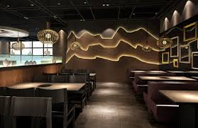 korean interior design fine decoration restaurant pictures of