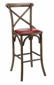 oak wood bar stools modern line furniture commercial furniture custom made
