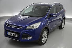 used ford kuga titanium x for sale motors co uk