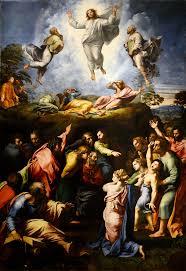 transfiguration raphael wikipedia