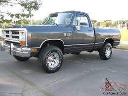 1988 dodge ram transmission dodge ram w100 4x4 318 v8 bed 4 speed manual transmission