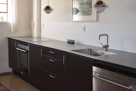 kitchen stainless steel prep table with sink commercial kitchen