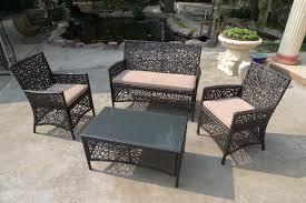 Wicker Deep Seating Patio Furniture by Deep Seating Patio Furniture With The Best Comfort Home Design