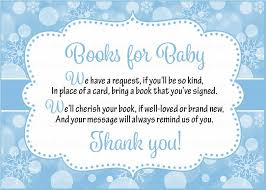 baby cards books for baby invitation inserts for baby shower winter baby