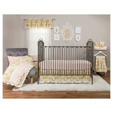 Waverly Crib Bedding Waverly Baby By Trend Lab 3pc Crib Bedding Set Rosewater Glam