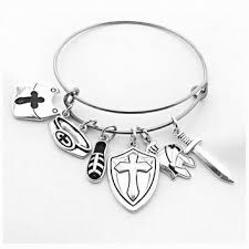 armor of god bracelet shop verse bracelets on wanelo