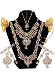 indian bridal necklace sets images Bridal jewelry sets shop indian jewelry sets for brides online jpg